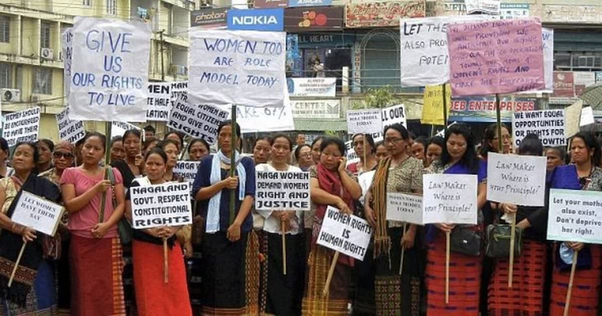 Turmoil In Nagaland Over 33% Reservation For Women In Local Bodies