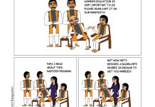 Comic: Hypocrisy In The Name of Women Empowerment