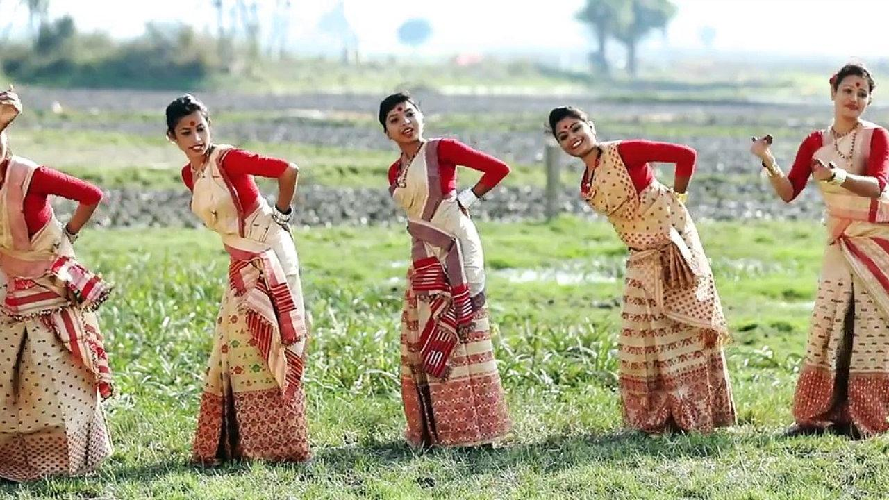 The Transformation Of Bihu Songs: From Celebrating Spring To Objectifying Women Bihu celebrations in Assam