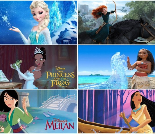 Disney Ups Its Game: The Six Most Progressive Disney Princesses