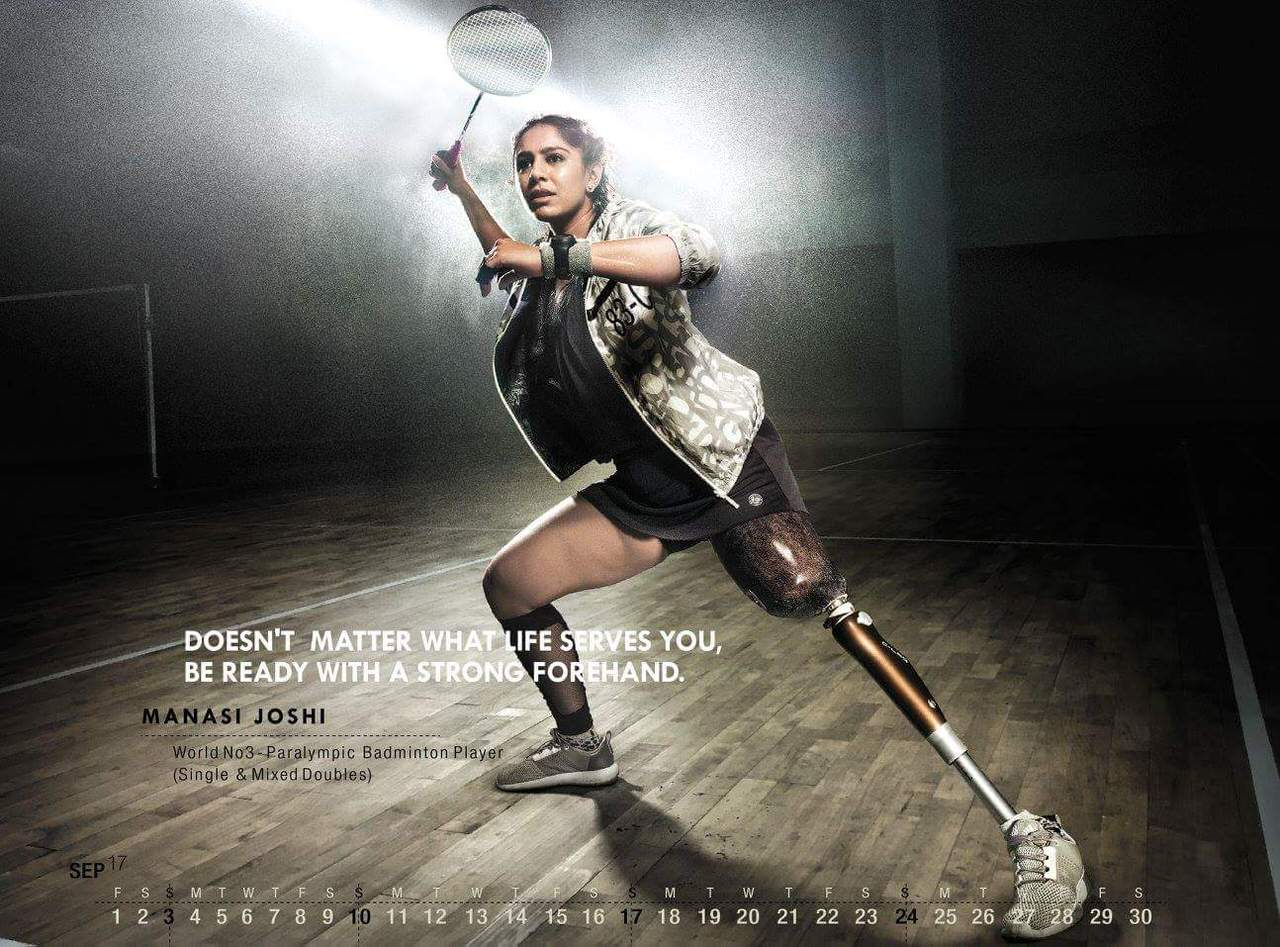 In Conversation With Manasi Joshi: The Para-Badminton Champion