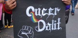 Being A Queer Dalit And The Assertion Of Dalit Identities In Pride Marches