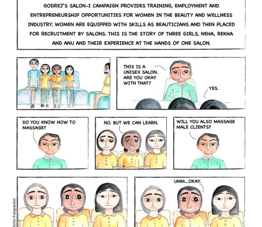 Comic: Sexual Harassment In Beauty Parlours | #SalonSector