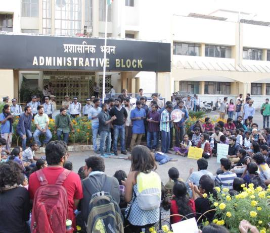 University Of Hyderabad At It Again: Moral Policing And Suspension Of Students