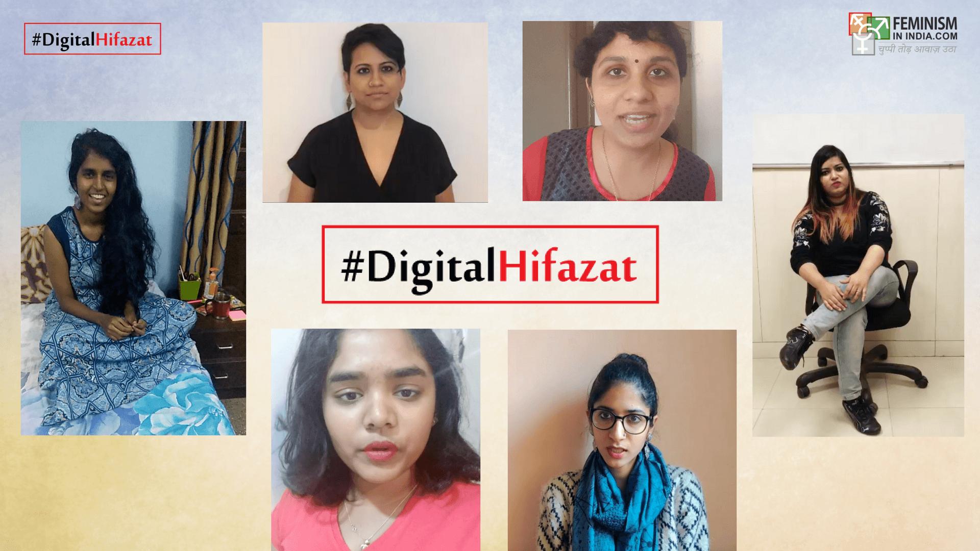 Watch: How Do Young Women Experience The Internet? | #DigitalHifazat