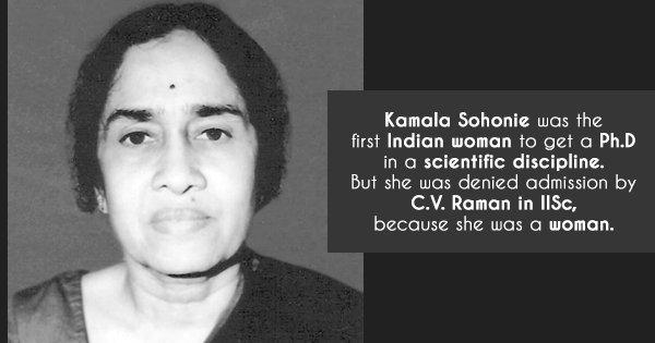 Kamala Sohonie