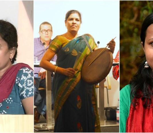 Dalit women poets