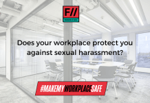 #MakeMyWorkplaceSafe: Addressing Sexism In The Workplace