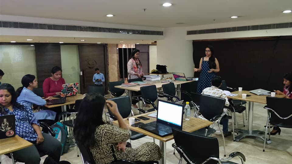 Art+Feminism Delhi 2018: Wikipedia Edit-a-thon | Feminism In India