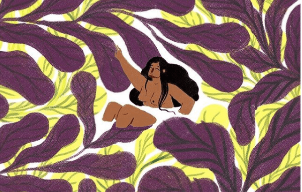 desi women illustrators