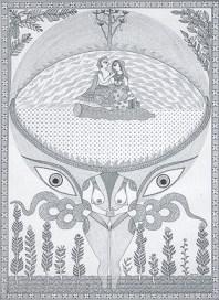 Madhubani artist- pushpa kumari