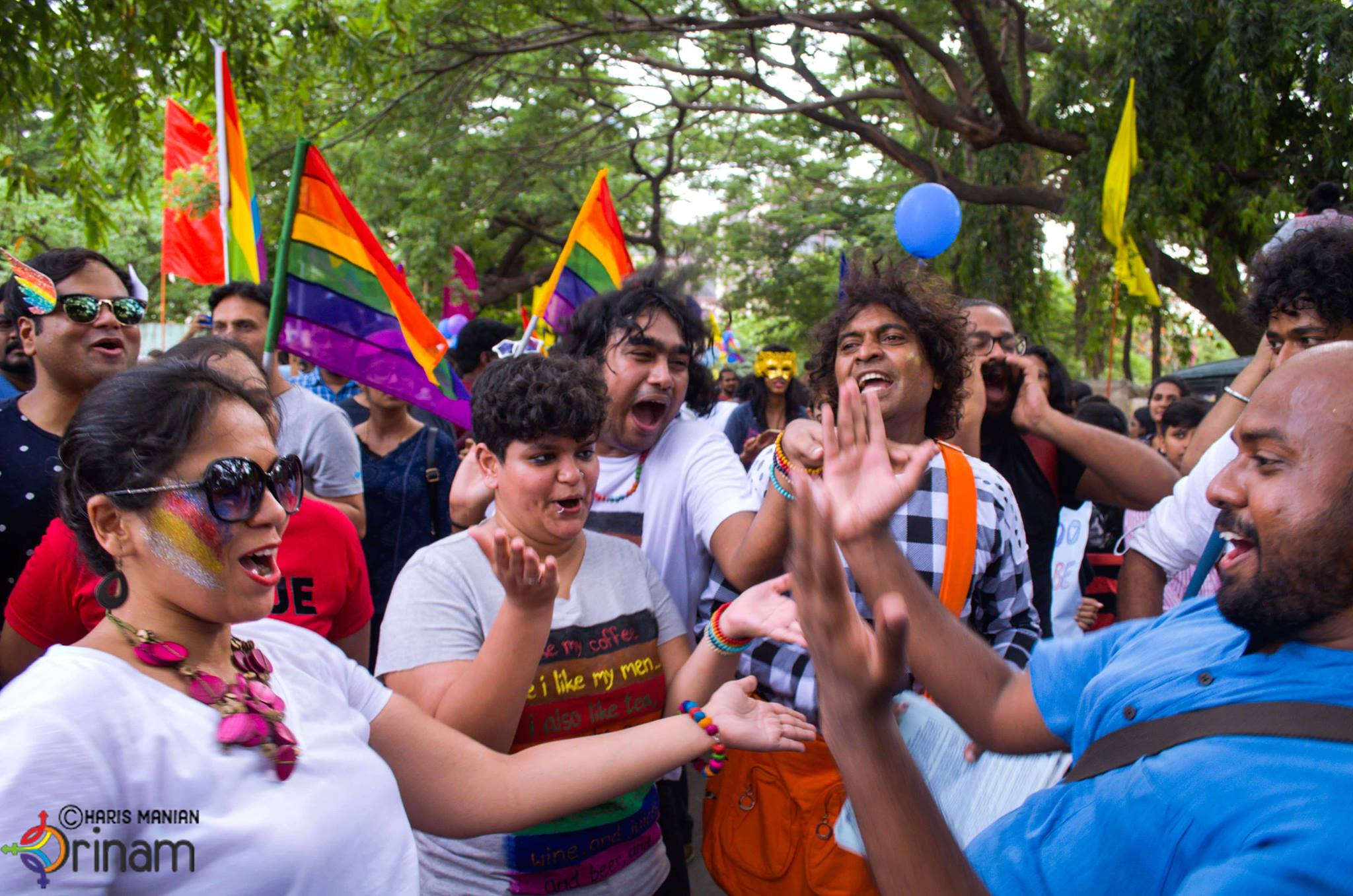 10th Chennai Rainbow Pride 2018: Queer Eye | Feminism In India