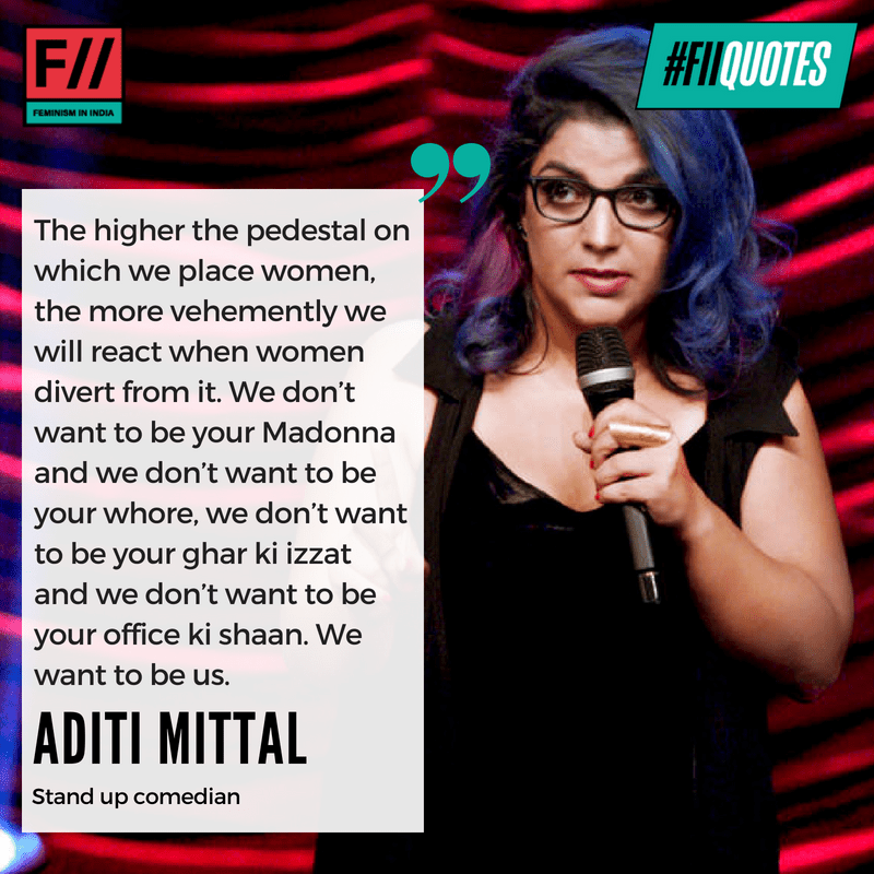 FIIQuotes: Feminist Quotes | Feminism In India