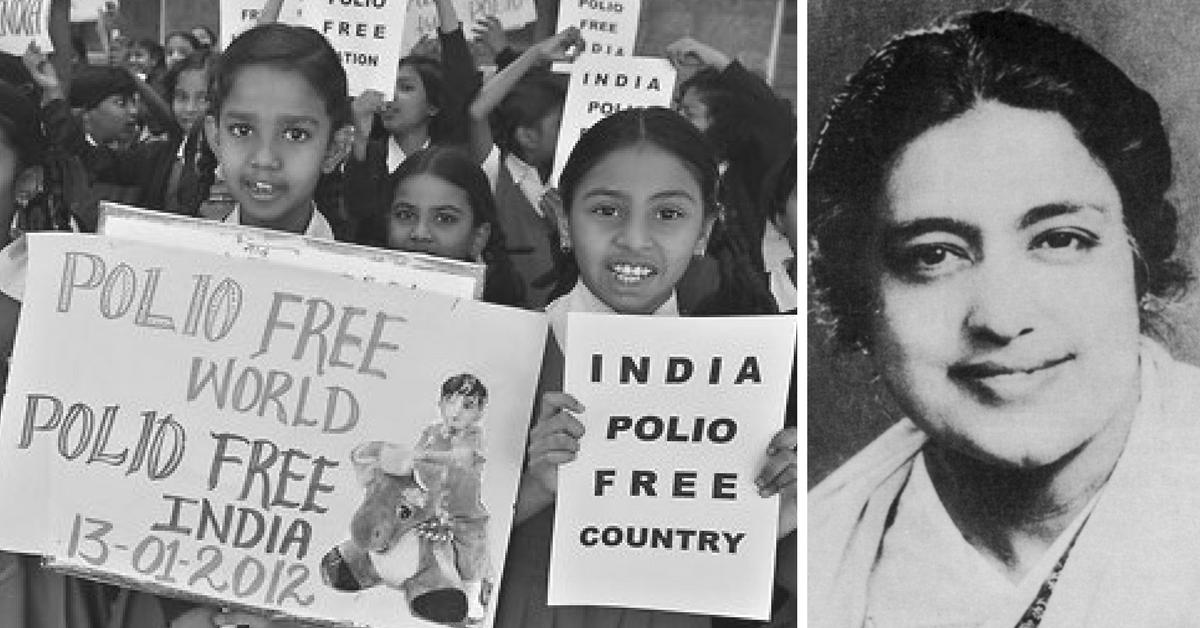 Fathema Ismail: A Crusader Against Polio | #IndianWomenInHistory