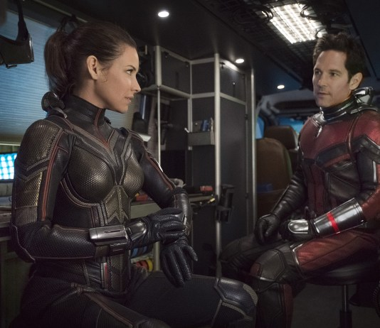 Ant-Man And The Wasp Is Marvel's First Female-Led Superhero Movie!