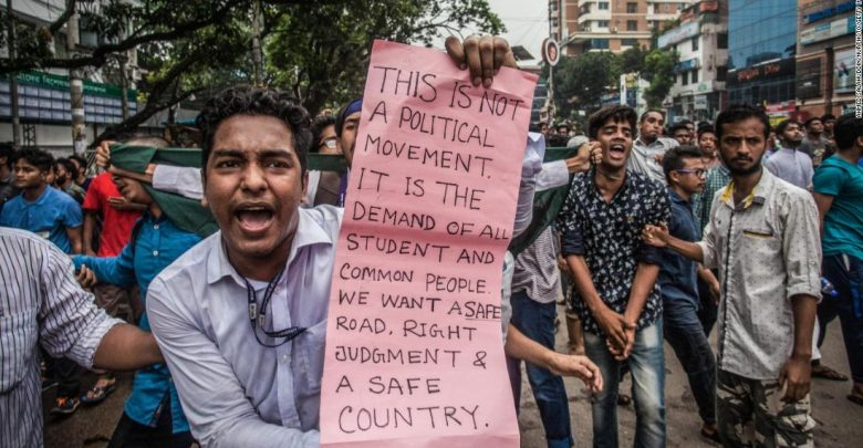 The Bangladesh Student Protests Display The Necessity of Dissent in Democracy