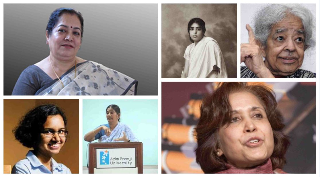 7 Indian Women In STEM More People Need To Know About