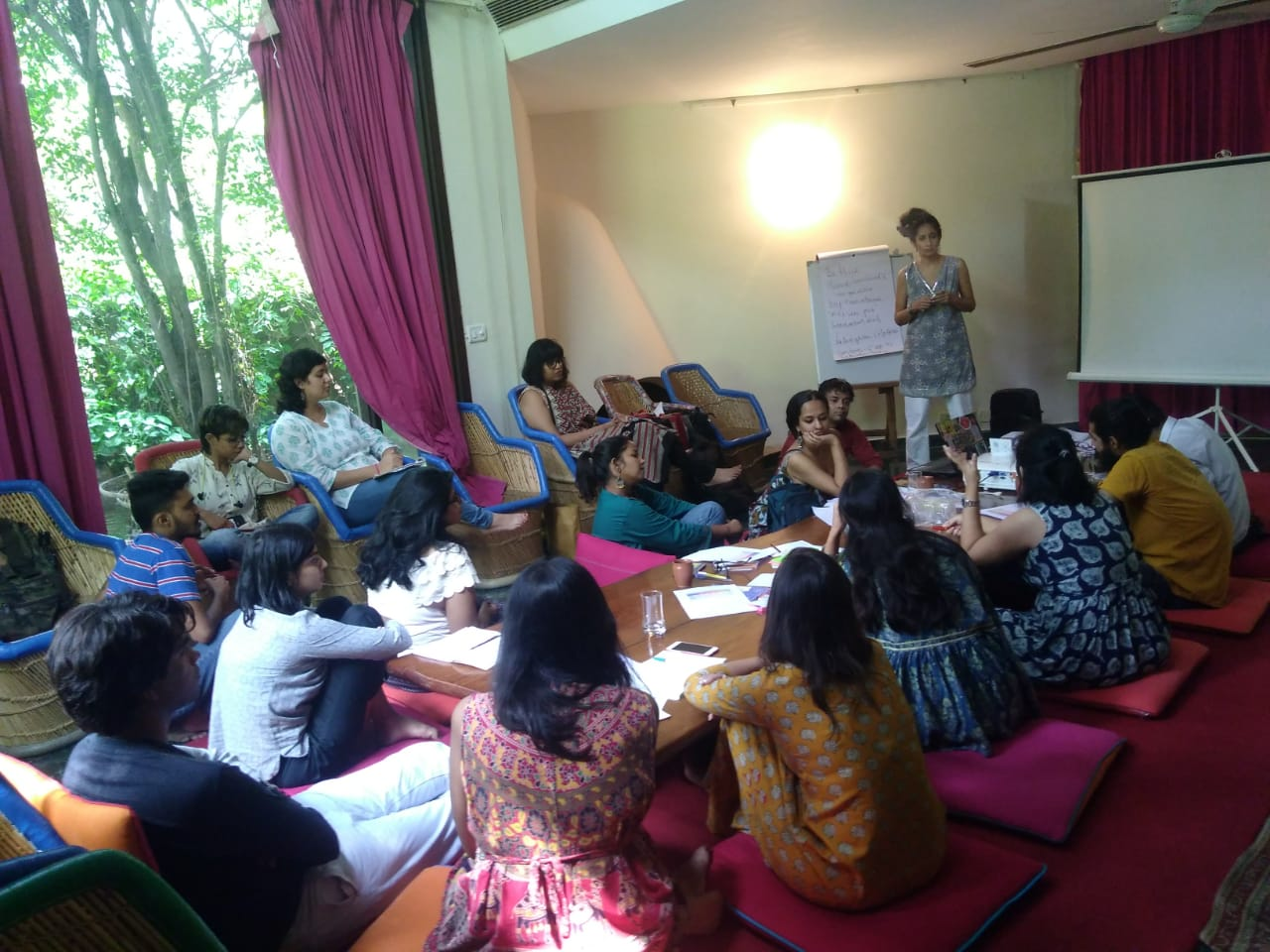 FII At Love Matters India Workshop On Sexual Pleasure
