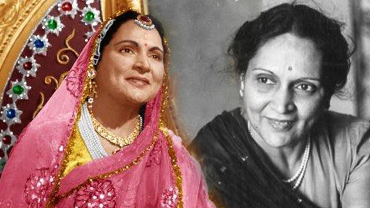 Durga Khote: The Bold Lady Of Bollywood's Yesteryears   #IndianWomenInHistory