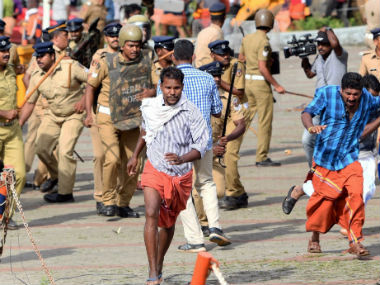 The Sabarimala Protests: History Repeats Itself As Progress Is Met With Violence