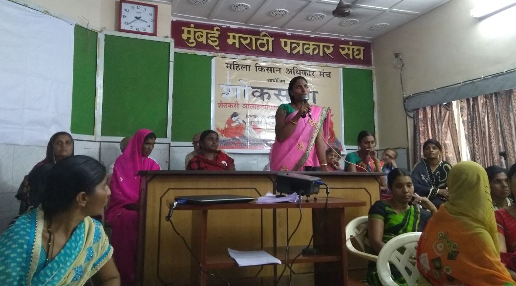 Why Is Nobody Listening To The Widowed Farmers Of Maharashtra?