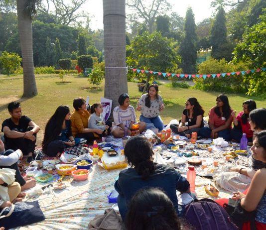 FII's feminist potluck picnic
