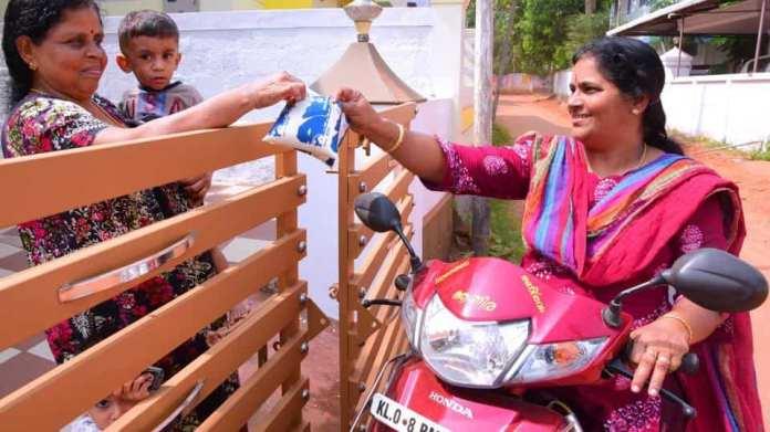 Ajitha Vijayan = women mayors