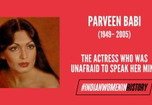 Parveen Babi: The Actress Who Was Unafraid To Speak Her Mind | #IndianWomenInHistory