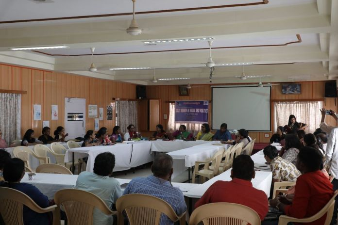 Dalit Women in Media and Politics Conference: When #DalitWomenSpeakOut, Revolution Beckons