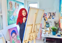 In Conversation With Maliha Abidi: The Author And Artist Of 'Pakistan for Women'