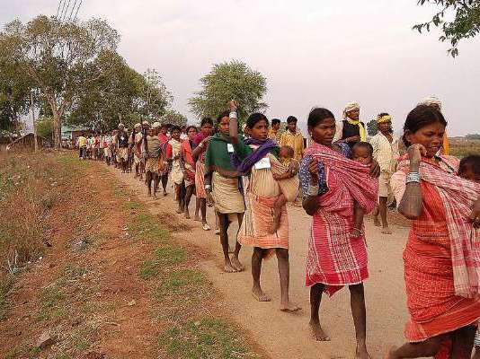 Supreme Court Evicts Adivasis Forcibly And Rejects Claims Over Forest Lands