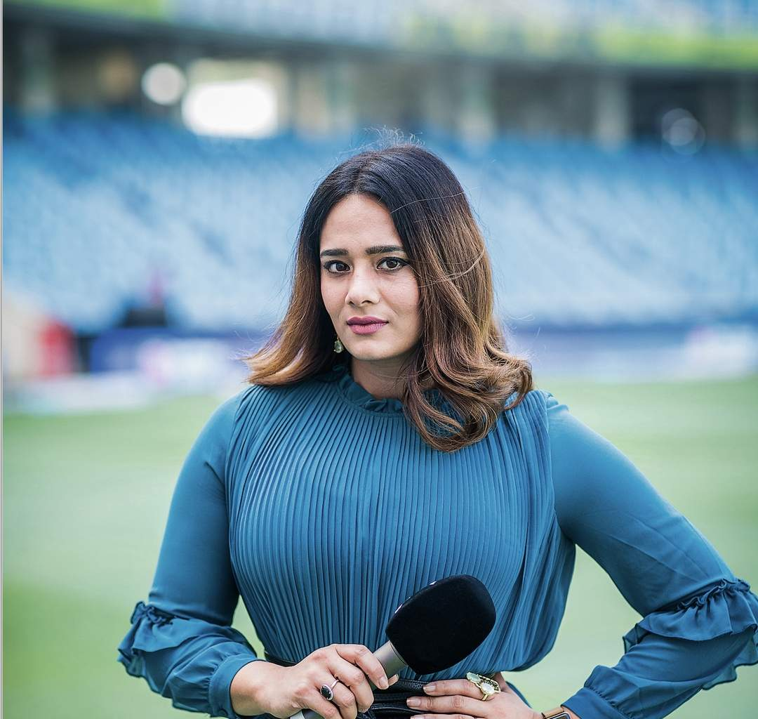 Image result for Mayanti Langer