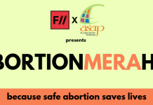 #AbortionMeraHaq: Because Safe Abortions Save Lives