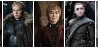 Game of Thrones Women Characters