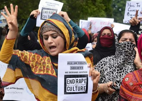 Why Are We Ignoring The Growing Case Of Rapes In Kashmir?