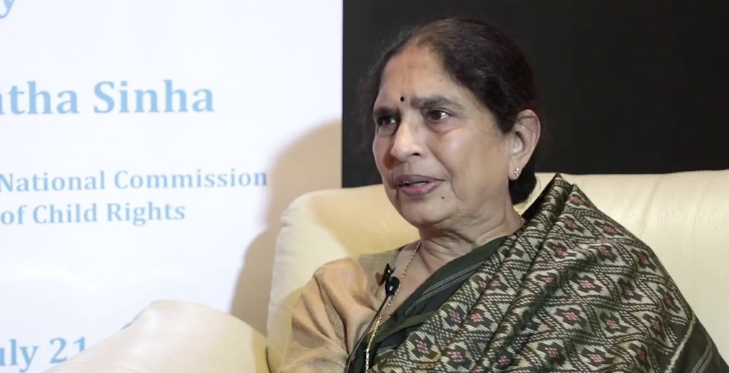 In Conversation With Shantha Sinha: The Anti-Child Labour Activist