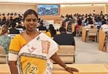 In Conversation With Abirami Jotheeswaran: Dalit Human Rights Activist