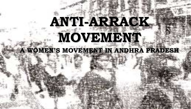 The Anti-Arrack Movement: The Historical Women's Protest For Total Alcohol Prohibition