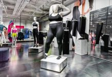 Nike's New Plus Size Mannequin Says You Can Be Fat and Fit!
