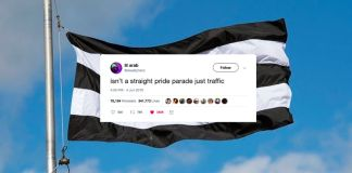 Straight Pride Parades? Give It A Rest!