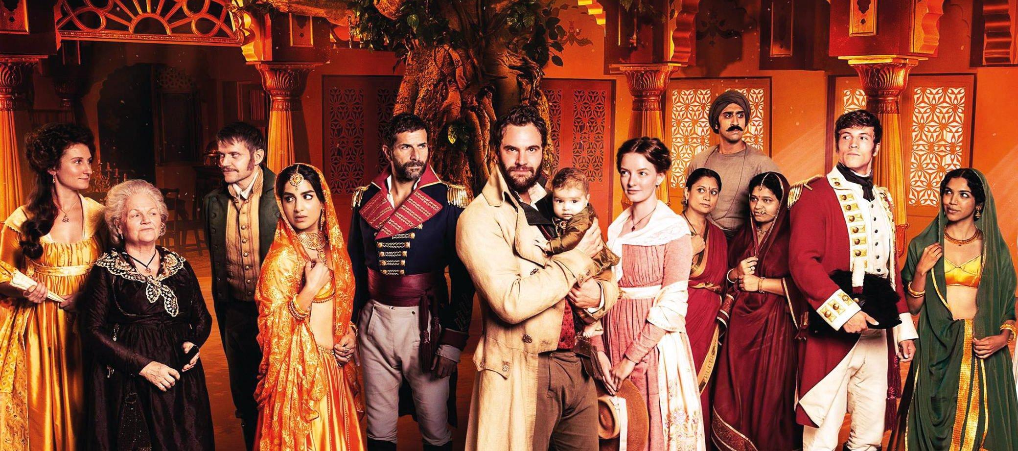 Netflix's Beecham House Review: A Woke White Orientalist's Dream