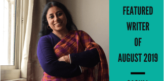 Meet Saonli Hazra– FII's Featured Writer Of August 2019