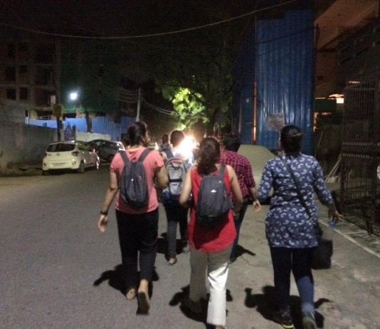 "Women Walk At Midnight: Reclaiming Spaces And ""Odd"" Hours"