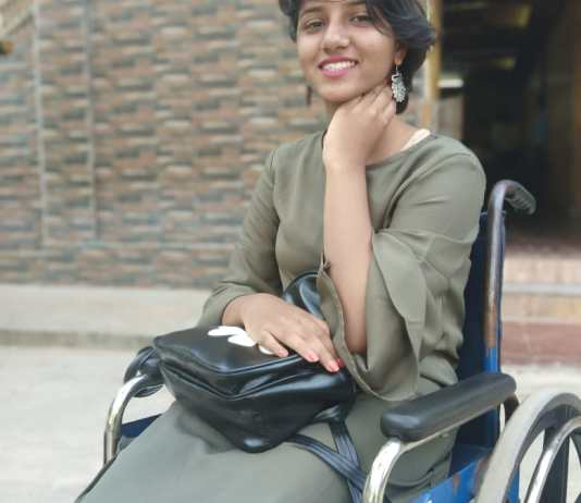 In Conversation With Srishti Pandey: The Gendered Aspects Of Disbility