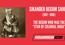 "Sikander Begum: The Begum Who Was The ""Star Of Colonial India"" 
