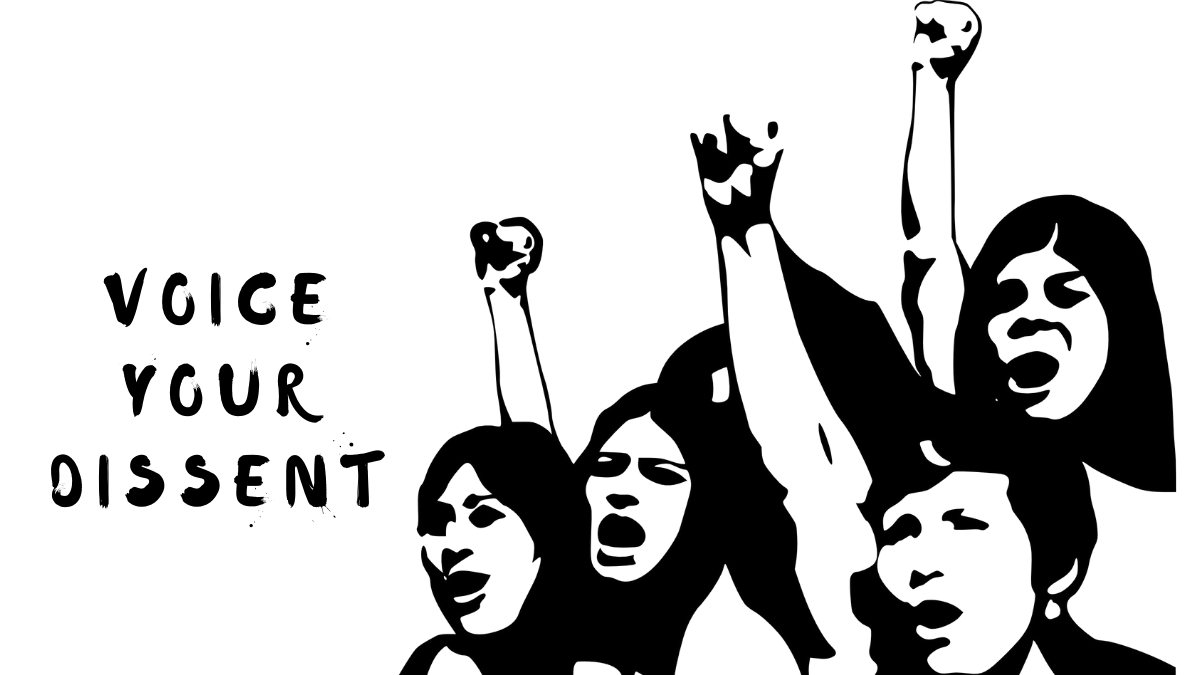 Why Dissent Is Important To Live An Authentic Life