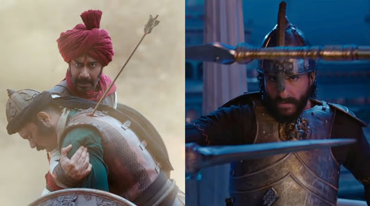Tanhaji: A Clash Of Hindu Vs. Muslim Masculinities
