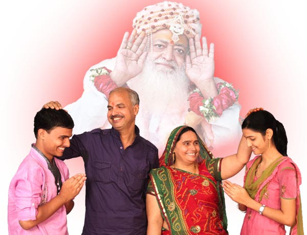 Observing Asaram's Version Of Valentine's Day: Parent Worship Day!