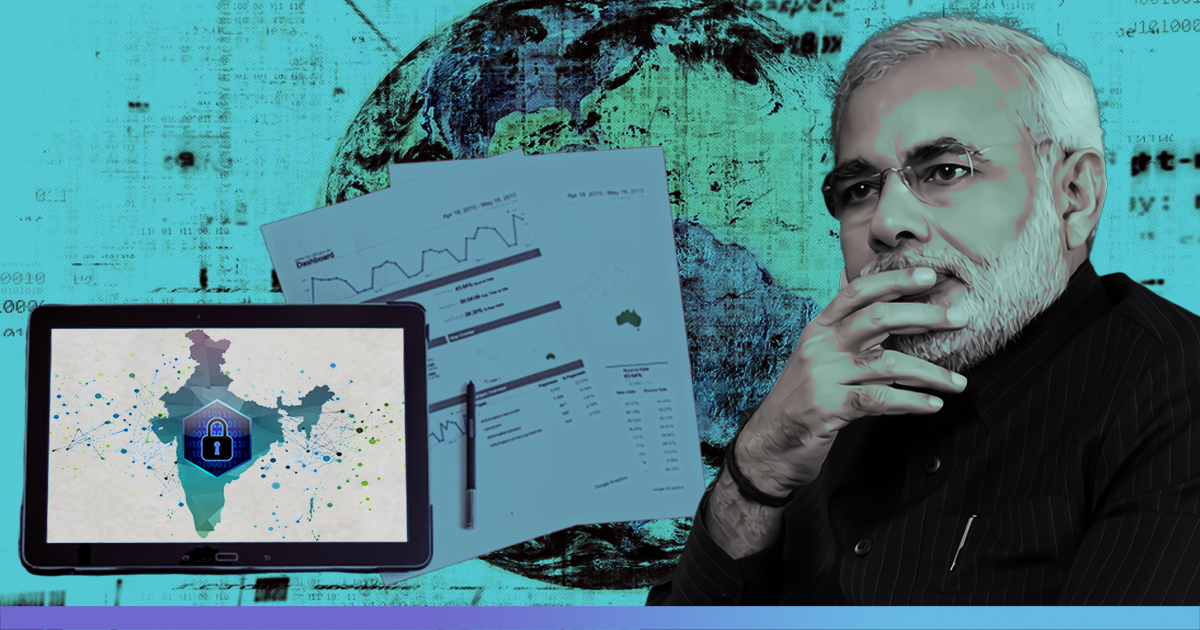 Surveillance State During A Pandemic: Is Your Data Safe In India?