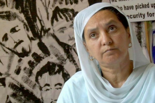 The Iron lady of Kashmir: Parveena Ahanger